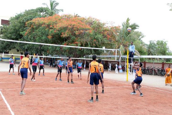 Sree Dharmasastha Matriculation Higher Secondary School-Foot Ball Court