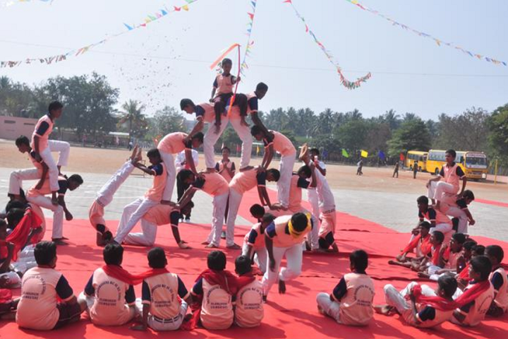 Sree Dharmasastha Matriculation Higher Secondary School-Independence Day Celebration