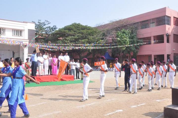 Sree Dharmasastha Matriculation Higher Secondary School-Republic Day Celebration