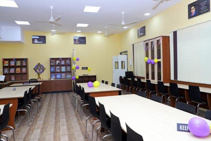 Sree Dharmasastha Matriculation Higher Secondary School-Staff Room