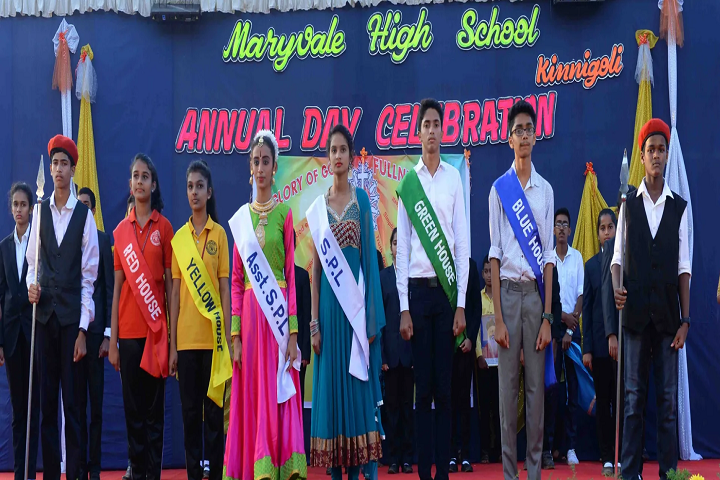 Maryvale High School-Annual Day Celebration