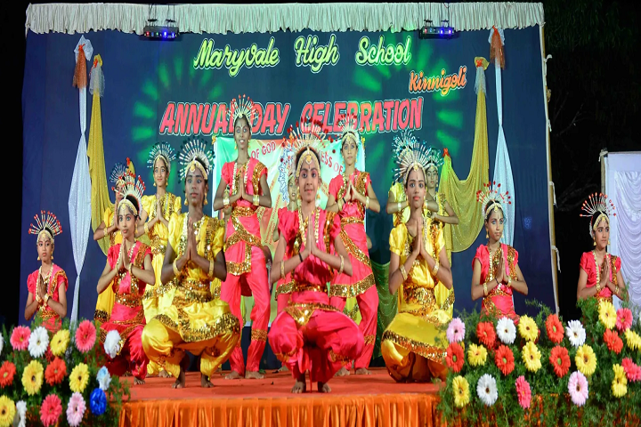 Maryvale High School-Classical Dance