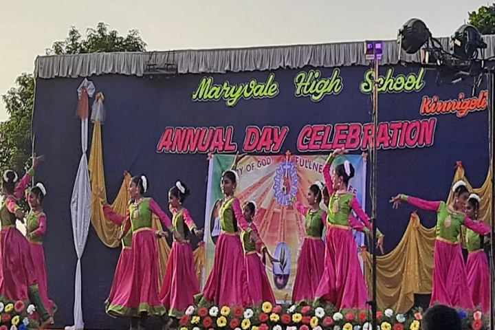 Maryvale High School-Dance