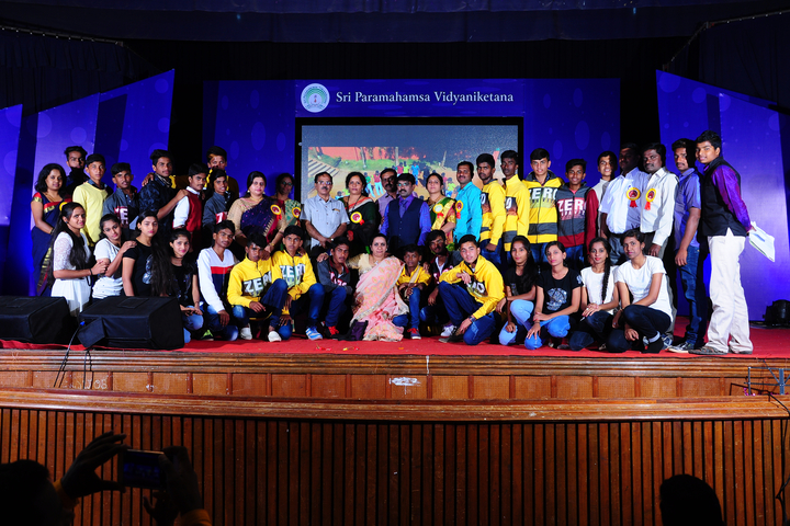 Sri Paramahamsa Vidyaniketana school-Annual Day