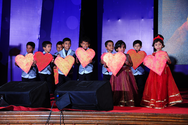 Sri Paramahamsa Vidyaniketana school-Childrens Day