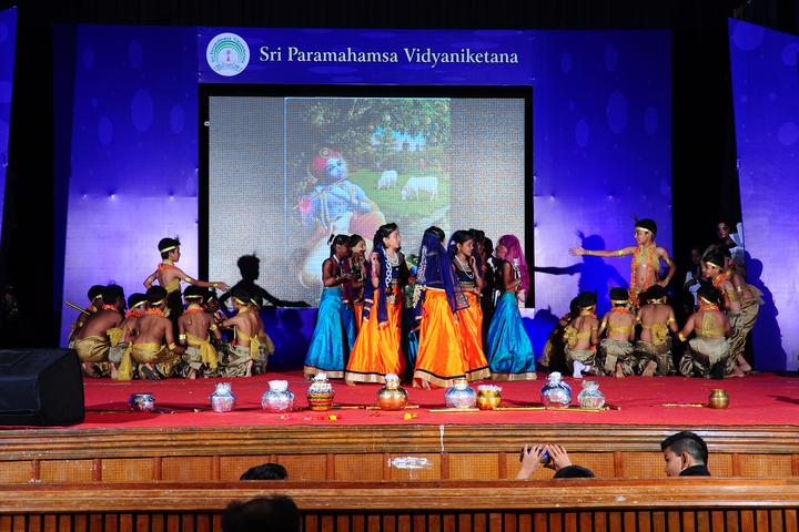Sri Paramahamsa Vidyaniketana school-Festival Celebrations