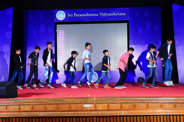 Sri Paramahamsa Vidyaniketana school-Foundation Day