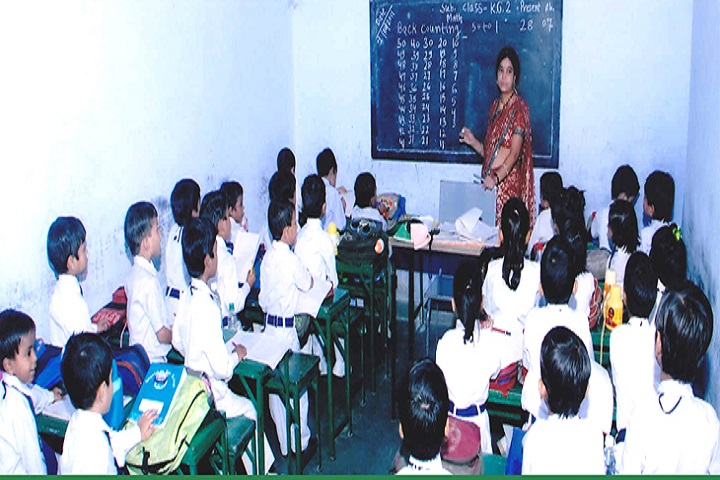 Gayatri Higher Secondary School-Classroom