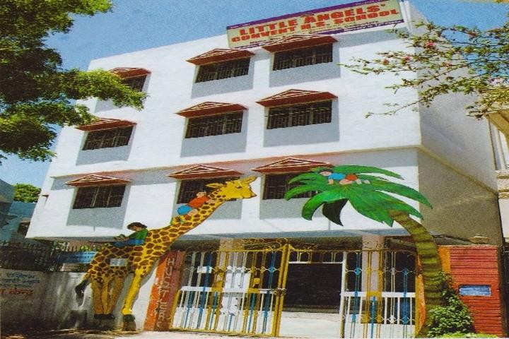 Little Angels Convent Higher Secondary School-Building