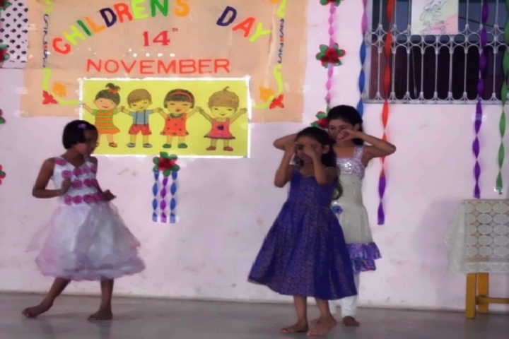 Little Angels Convent Higher Secondary School-Childrens Day
