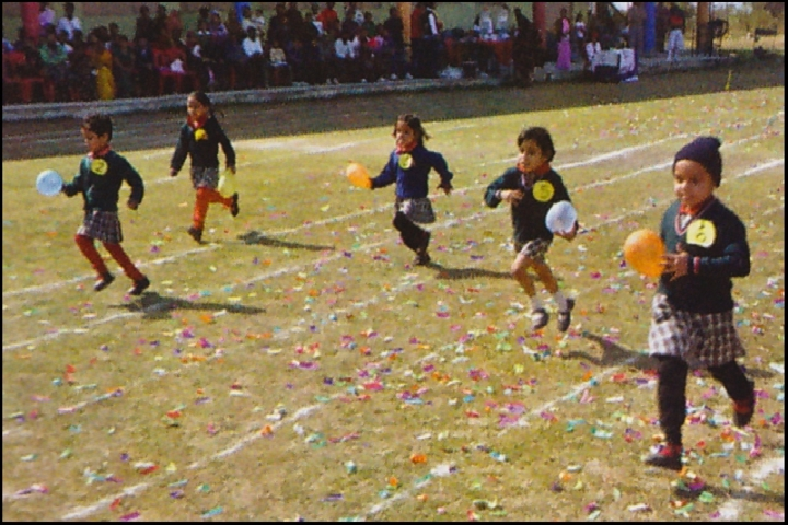 Little Angels Convent Higher Secondary School-Games