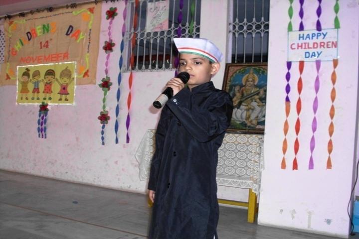 Little Angels Convent Higher Secondary School-Recitation
