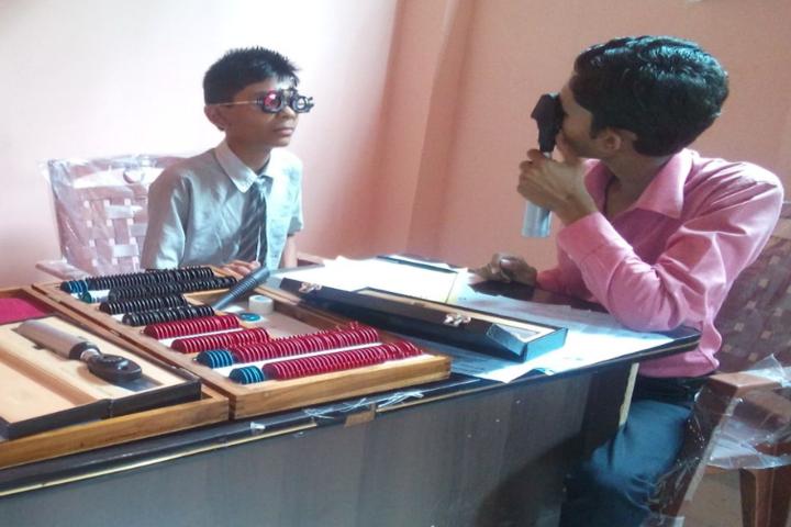 Renu Vidya Peeth Higher Secondary School-Medical Camp