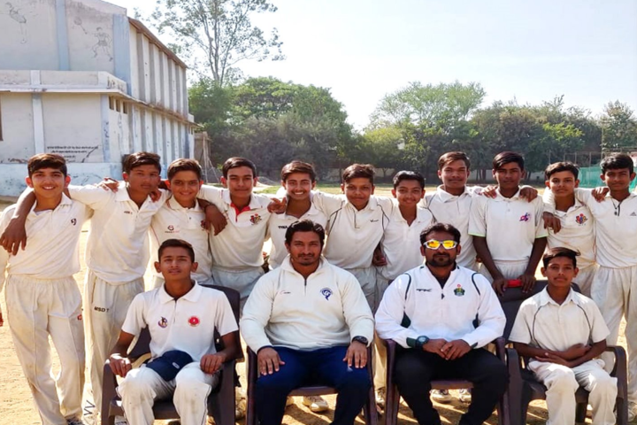 Renu Vidya Peeth Higher Secondary School-Sports Team