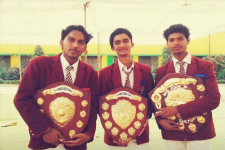 Jyoti Higher Secondary-Awards