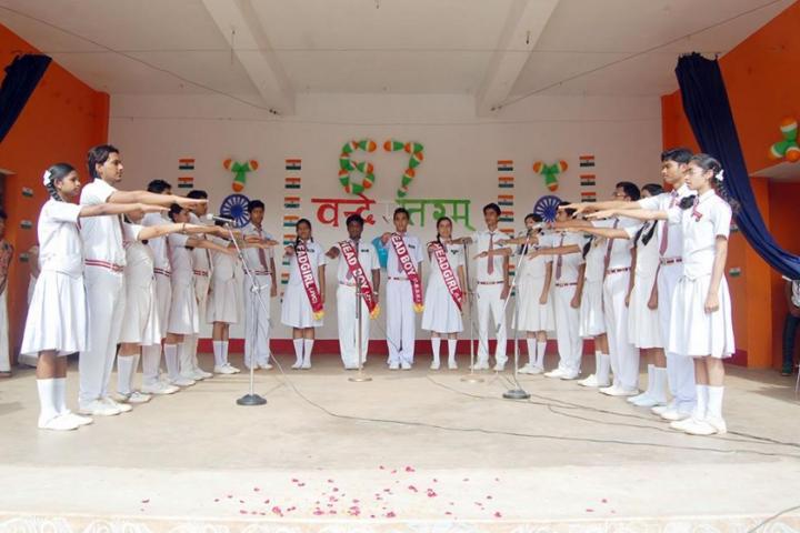 Jyoti Higher Secondary-National day celebrations