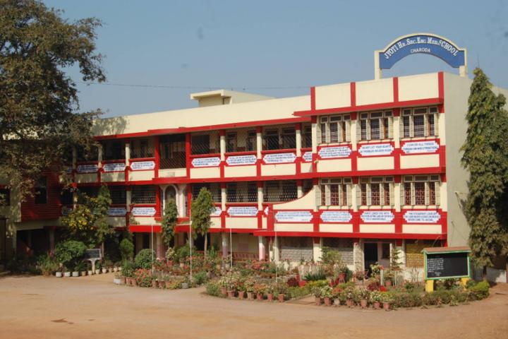 Jyoti Higher Secondary-School-View-2