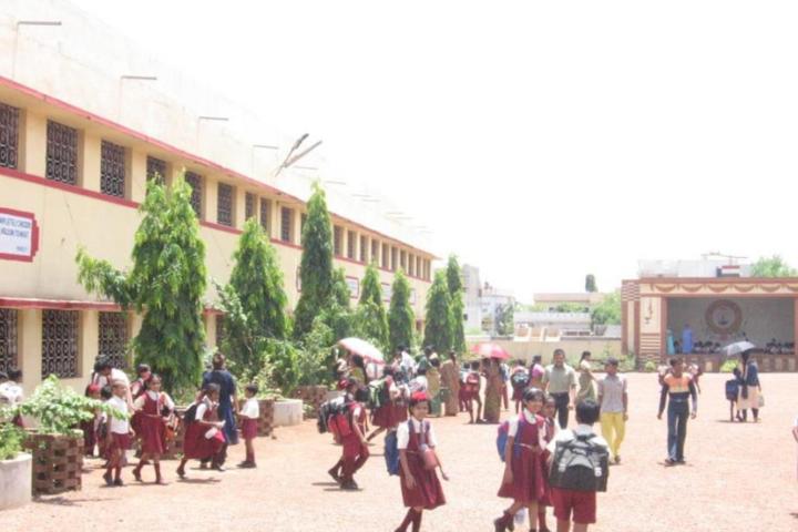 Jyoti Higher Secondary-school premises