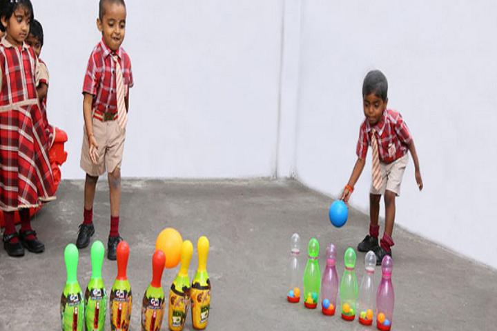 Swarna Bharathi High School-Game