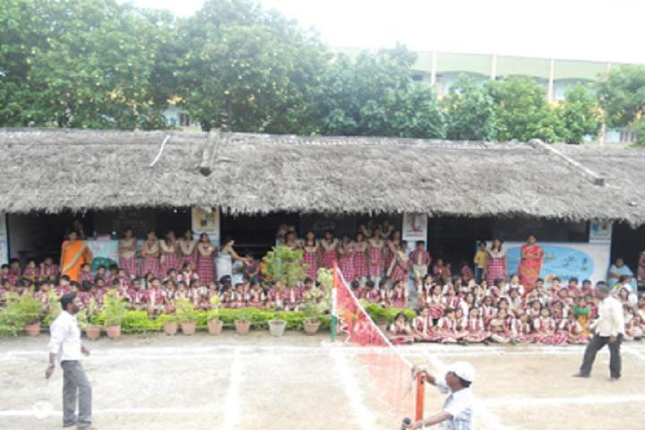 Swarna Bharathi High School-Play Ground