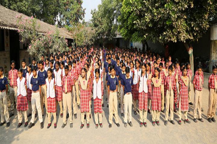 Swarna Bharathi High School-Prayer