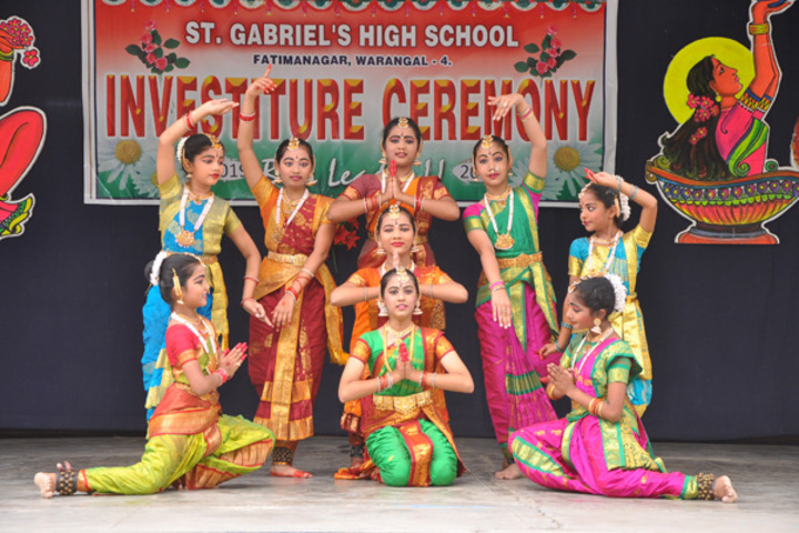 St Gabriels High School-Cultural Event