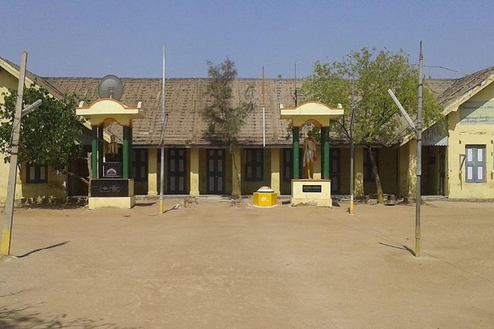 Zilla Parishad High School-Campus View
