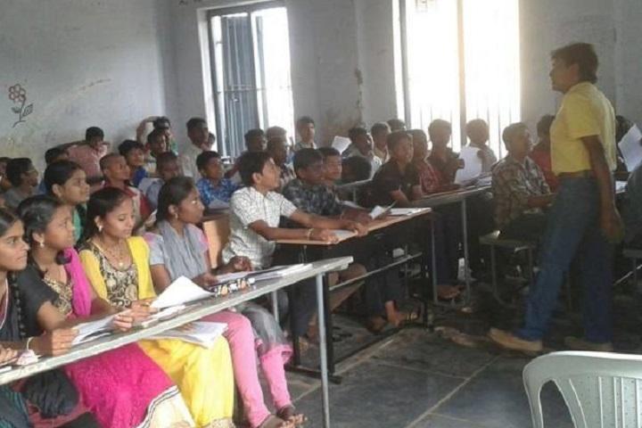 Zilla Parishad High School-Class Room