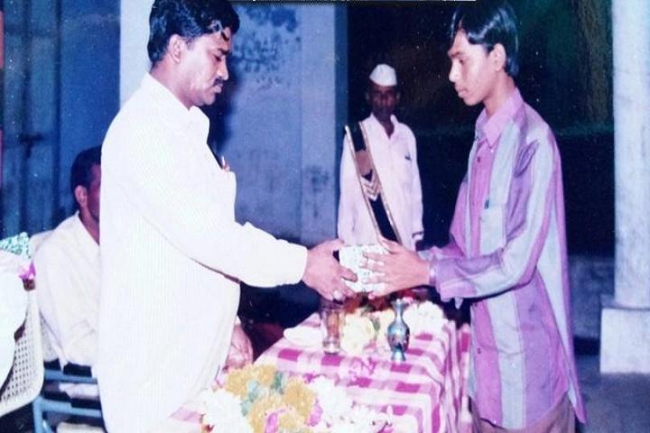 Zilla Parishad High School-Prize