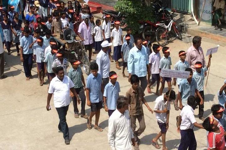 Zilla Parishad High School-Rally