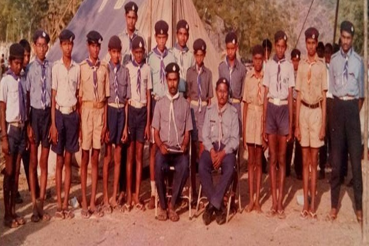 Zilla Parishad High School-Scout Team