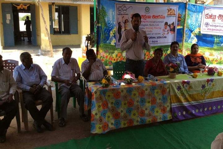 Zilla Parishad High School-Speech
