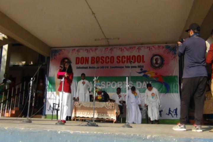 Don Bosco High School-Activity