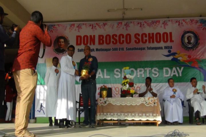 Don Bosco High School-Guest