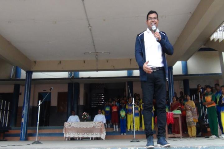 Don Bosco High School-Speech