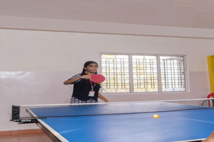 Janapriya School-Indoor Games