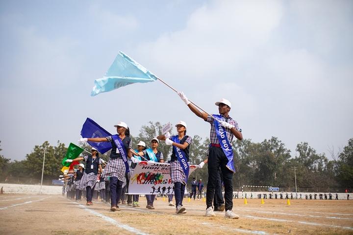 Janapriya School-School Activity