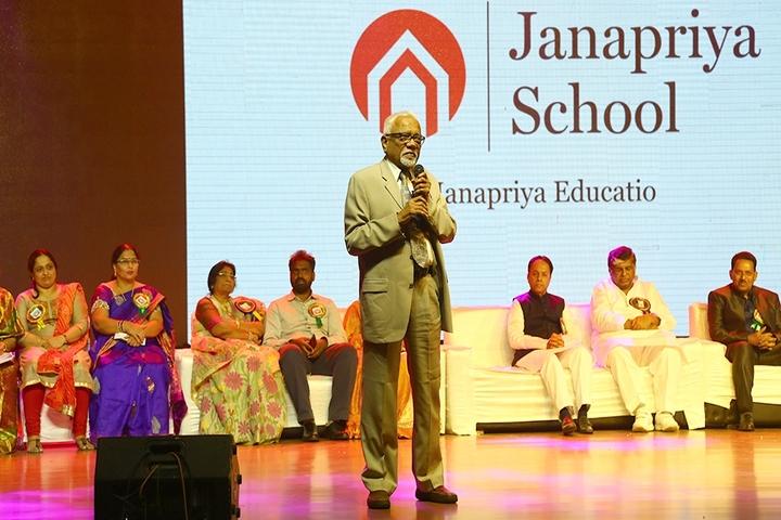 Janapriya School-Speech