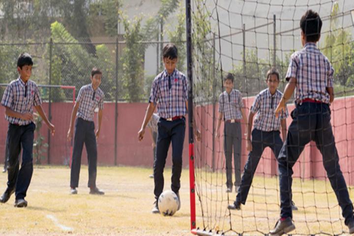 Janapriya School-Sports