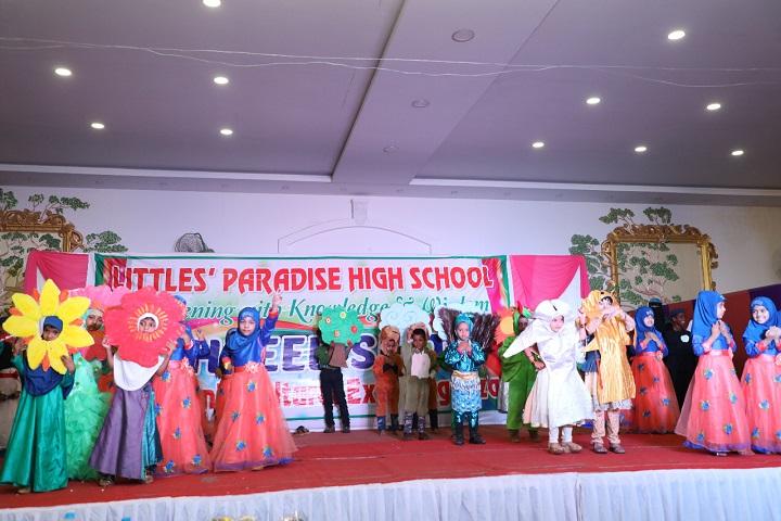 Little Paradise high School-Kids Dance
