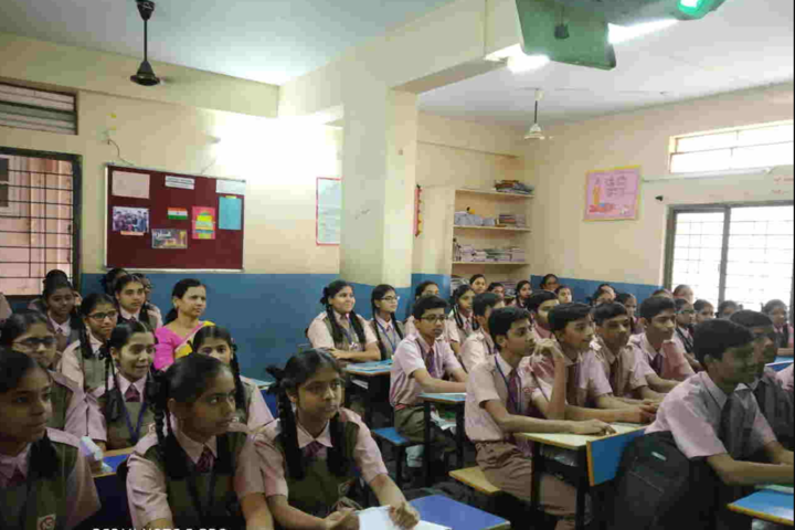 Newgen High School-Classroom