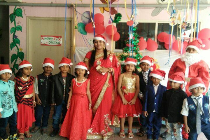 Newgen High School-Christmas Celebration