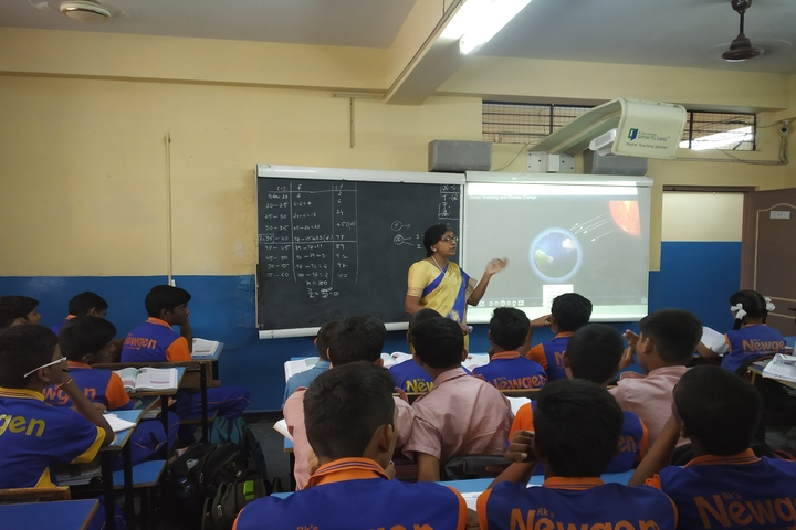 Newgen High School-Smart Classroom