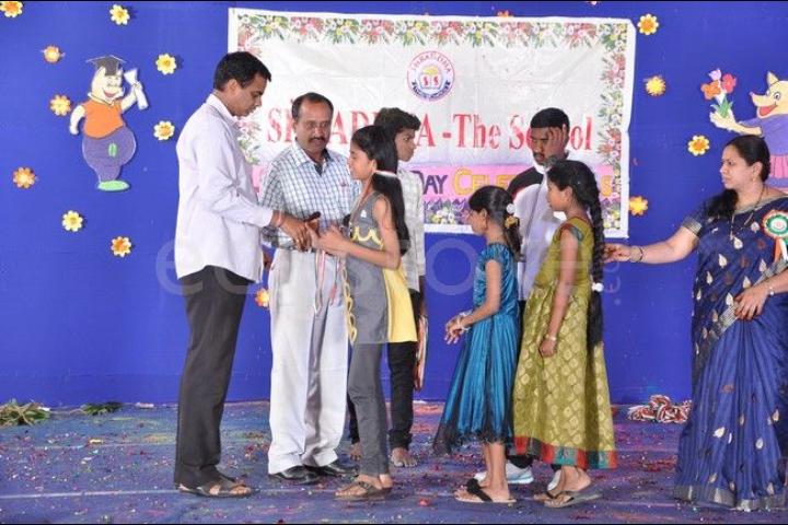 Shraddha The School- Prize Distribution