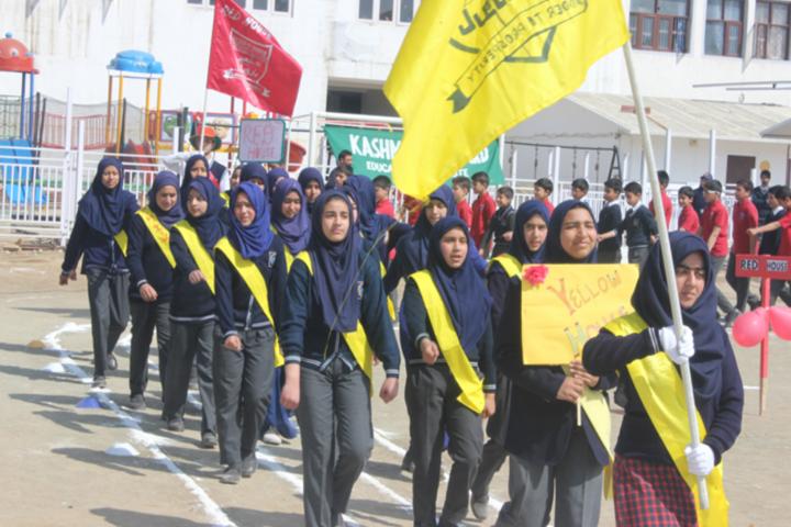 Kashmir Harvard School-School Activity