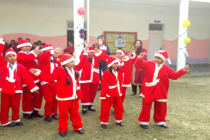 Little Flower Higher Secondary School-Christmas Carnival