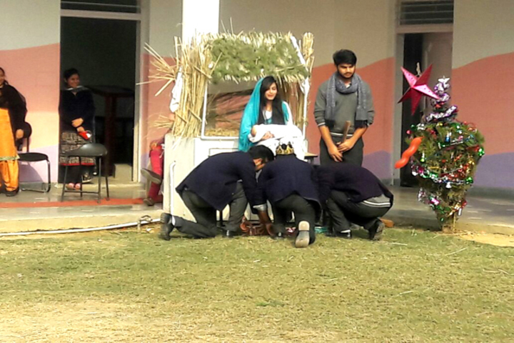 Little Flower Higher Secondary School-Drama