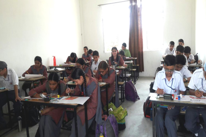 Little Flower Higher Secondary School-Drawing Activity