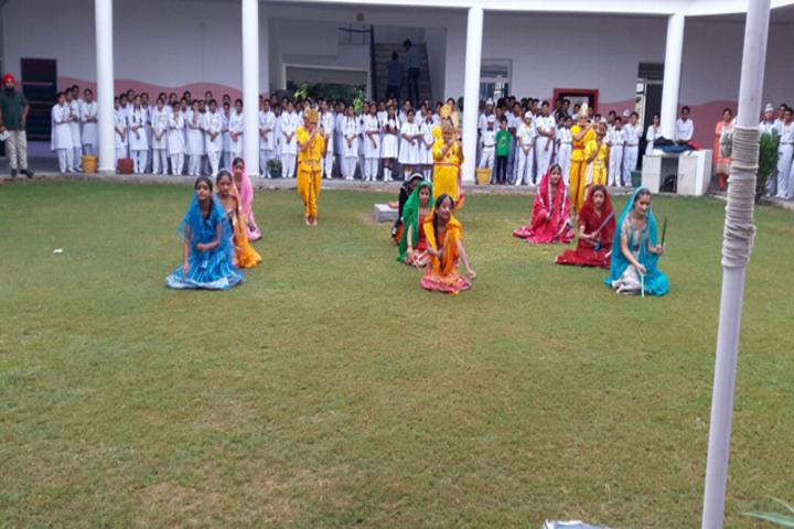 Little Flower Higher Secondary School-Event