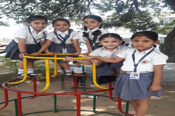 Little Flower Higher Secondary School-Kids Play Area